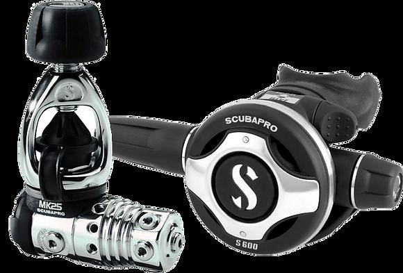 MK25 EVO/ S600 - Scubapro