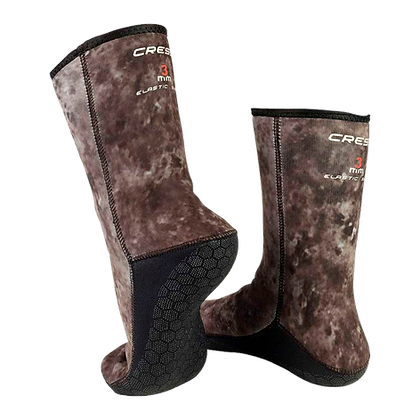 Anti Slip Socks Camo 2.5mm - Cressi
