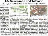 Werra Grenzpark Herleshausen