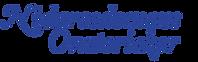 Nidarosdomens oratoriekor logo
