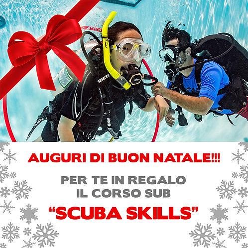 Coupon Corso Scuba Skills
