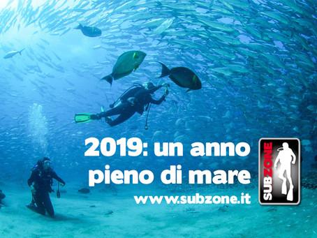 Dove andremo a immergerci nel 2019