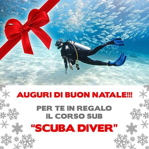 Coupon Corso Scuba Diver