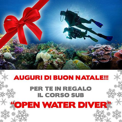 Coupon Corso Open Water Diver