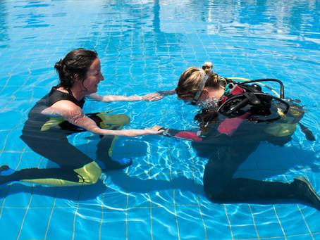 Nuoto e subacquea libera il mercoledì!