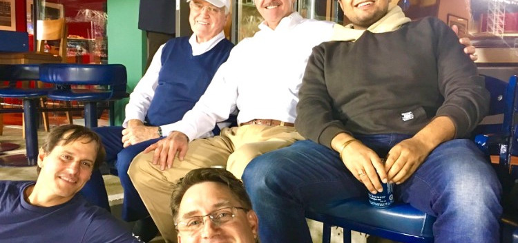 PA Outing at Fenway with Emmet Hayes, Locke Lord – 9/17/19