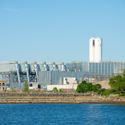 New Salem Harbor Power Plant