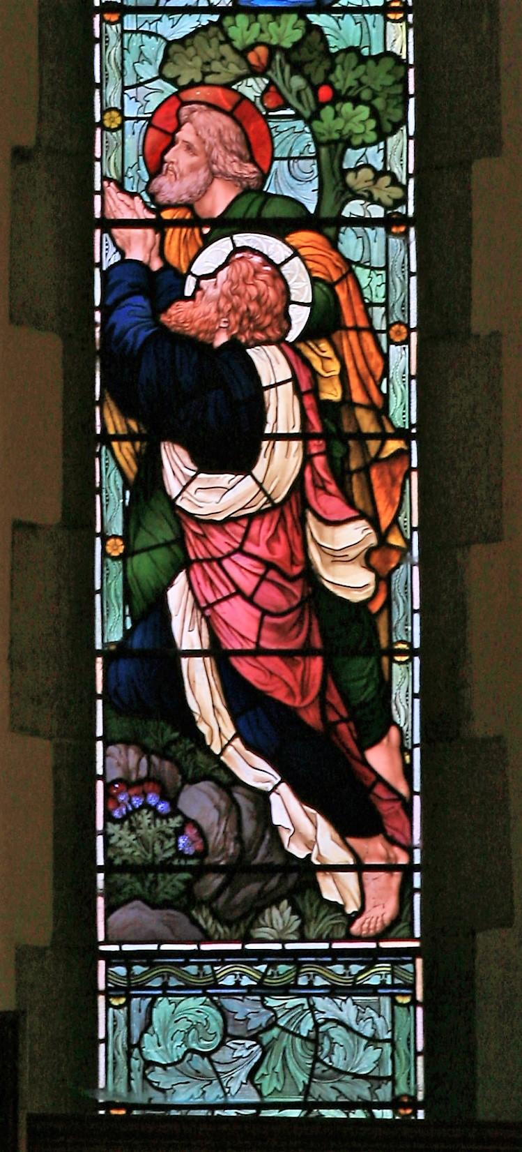 east window detail 1