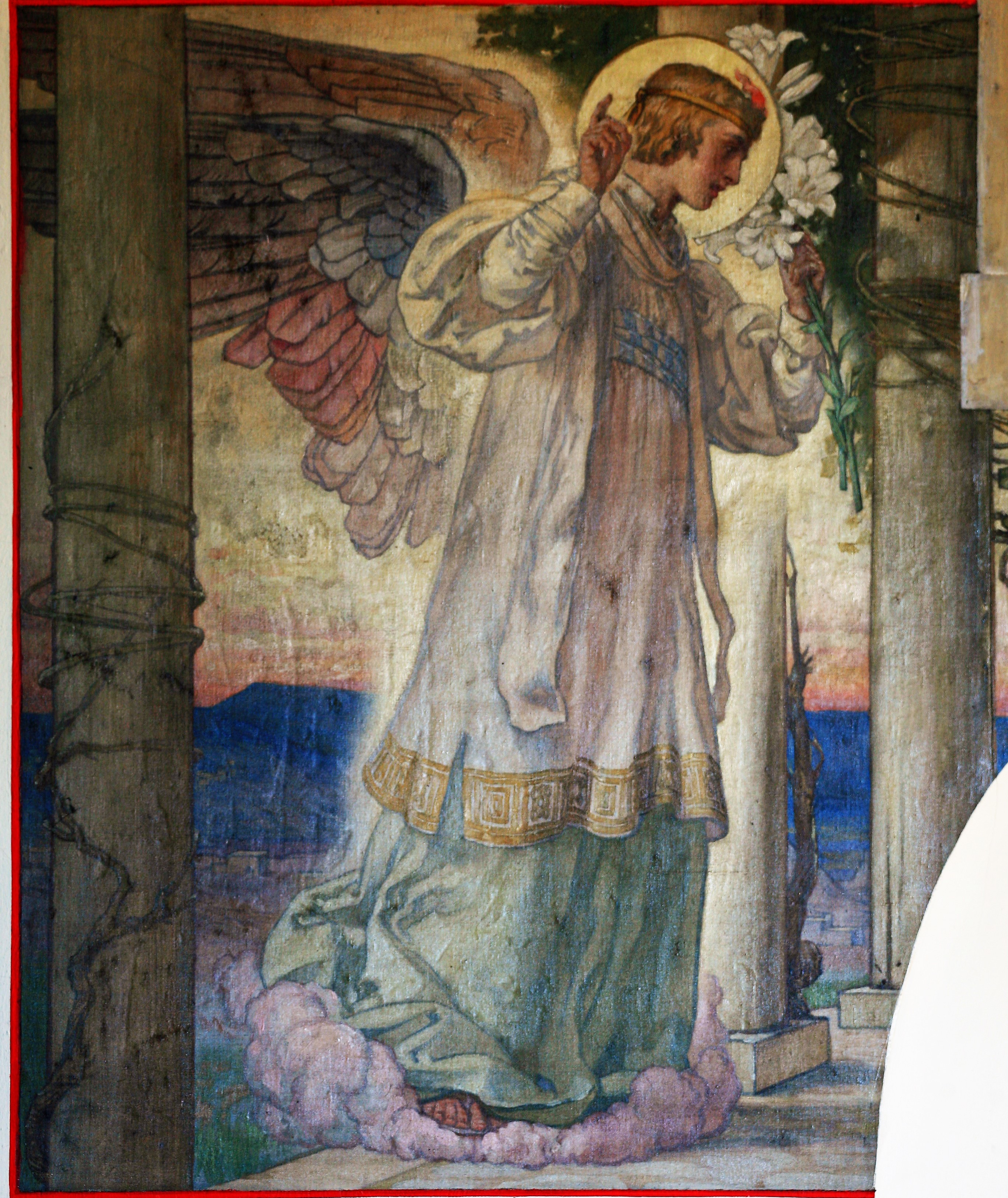 Gabriel annunciation