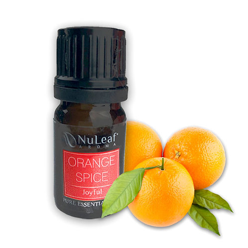 EBORAS001 Orange Spice Essential Oil