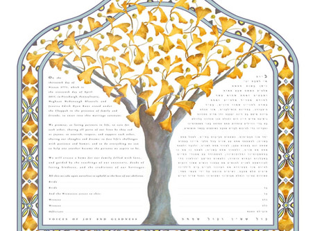 Marriage License and Ketubah:  Do I Need Both?