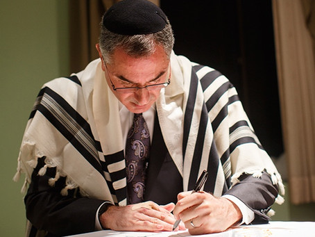 Who Can Sign Your Ketubah?