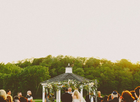 Planning Your Outdoor Jewish Wedding
