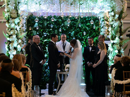 Jewish Wedding Vows:  Separate, Not Sexist