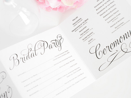 Writing Your Own Wedding Vows