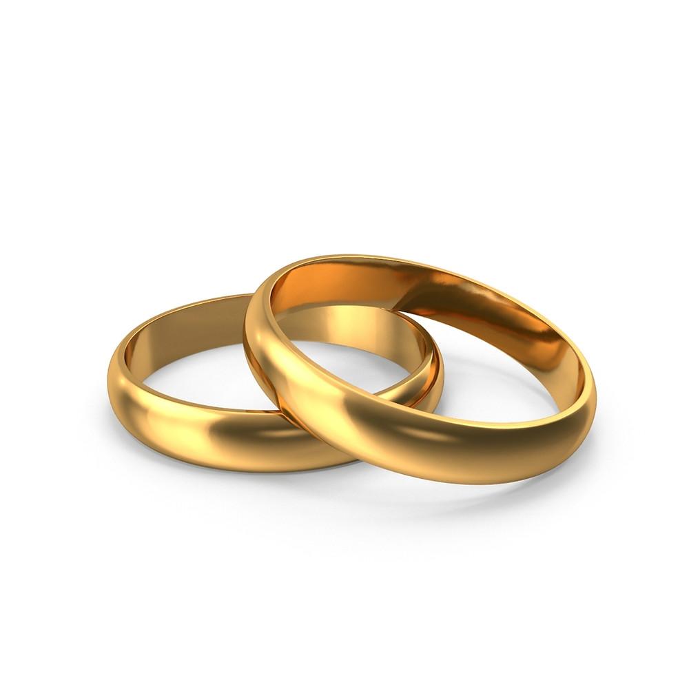 Ani L'dodi--Inscription on Jewish Wedding Rings