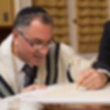 Ketubah signing ceremony same-sex gay lesbian