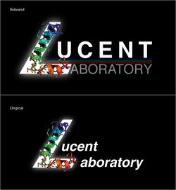 Lucent Laboratory Logo Prelim