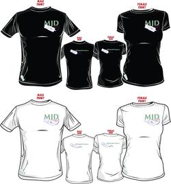 MJD Laptop & PC Repair T-Shirts