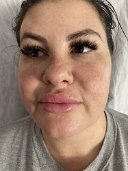 The Bronze Lily Lash Extensions