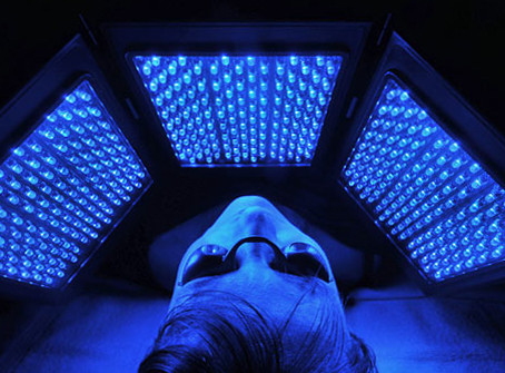 LED Light Therapy for Acne, Pain, Skin Scarring & More