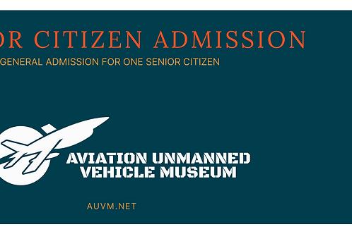 Senior Citizen Admission