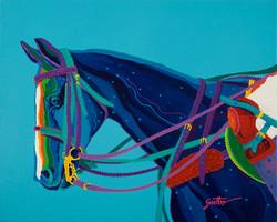 Polo Pony 24x30