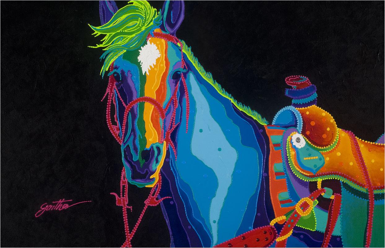 Dream Horse 24x36