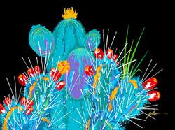 Cacti 30x40