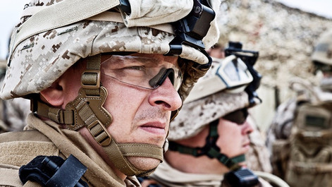 A letter in leadership from the US Marine Corp