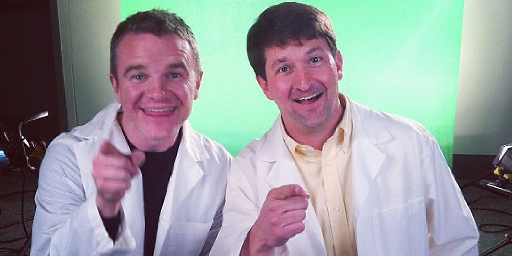 Dr Dave Nicol & Dr Andy Roark