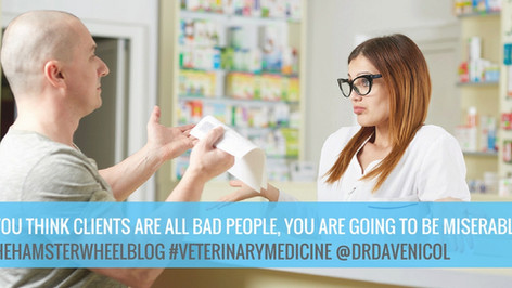 Are Veterinary Clients Really The Enemy?