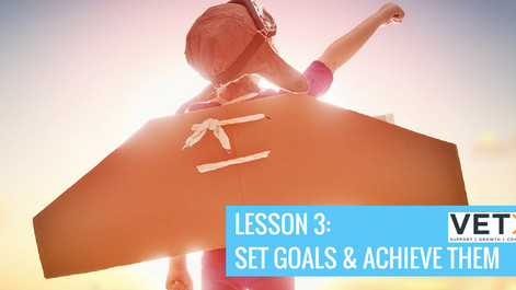 How To Set Goals And More Importantly Achieve Them