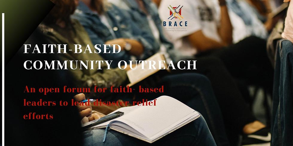 BRACE Faith-Based Community Outreach Coalition Meeting
