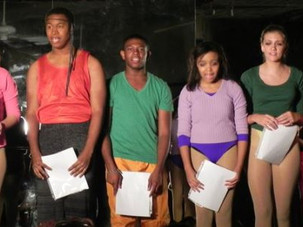 Chorus Line 2012
