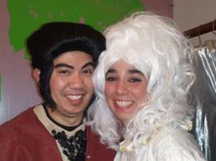 Lester & MIchelle - 2012