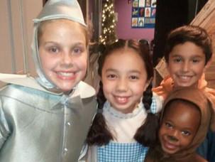 Lexi, Daniel, Amanda, & Ebony 2010