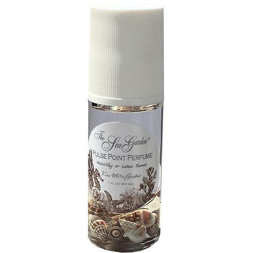 Sea Garden Pulse Point Perfume 1 oz (glass)