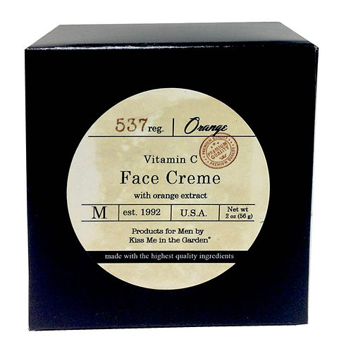 Men's Face Creme 2 oz