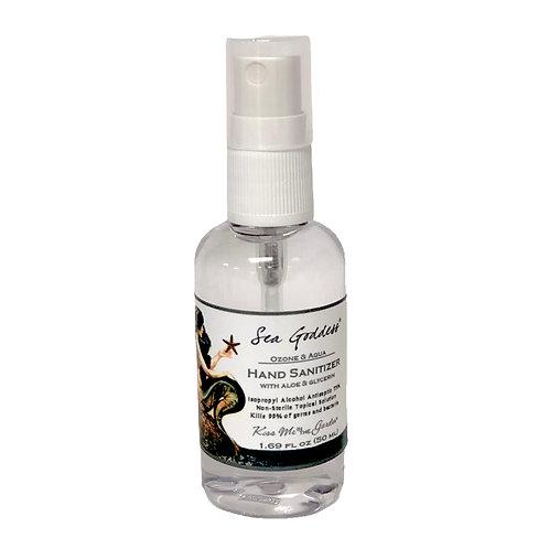MINI Hand Sanitizer Spray - Sea Goddess