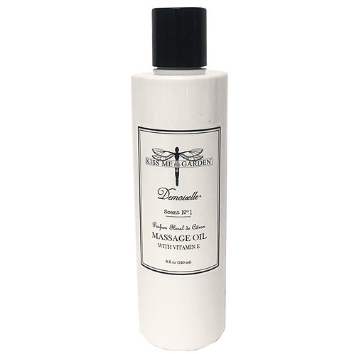 Massage Oil 8 oz