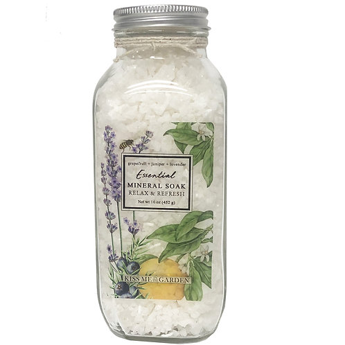 Mineral Soak 16 oz (glass)