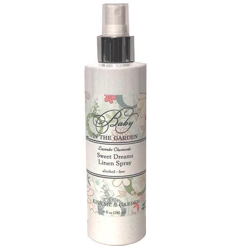 Baby Linen Spray 8 oz
