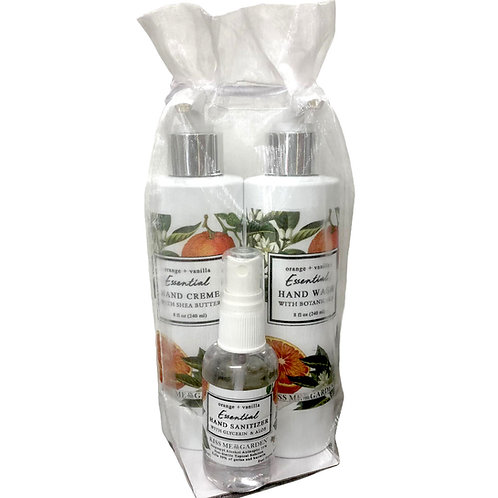 Orange Vanilla Gift Set 1