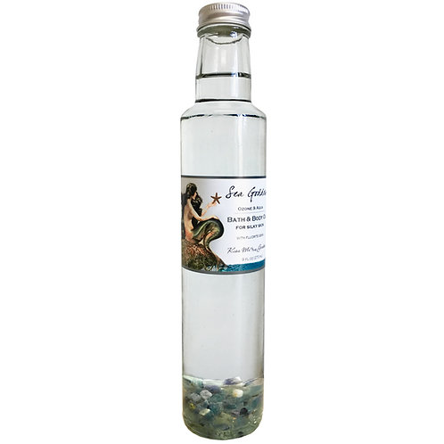 Sea Goddess Bath Oil 9 oz