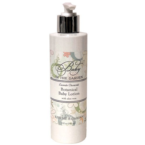 Baby Lotion 8 oz