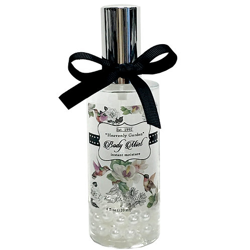 Heavenly Garden Body Mist 4 oz