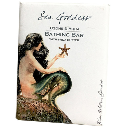 Sea Goddess Glycerin Soap Bar 6.5 oz