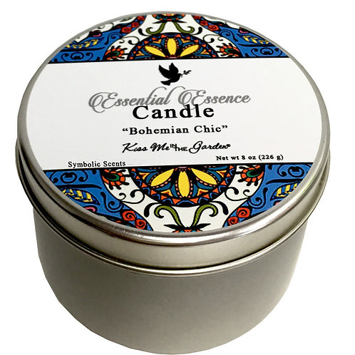 Bohemian Chic (Chai Tea) Travel Candle
