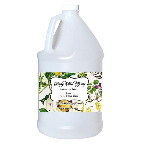 Body Oil Spray